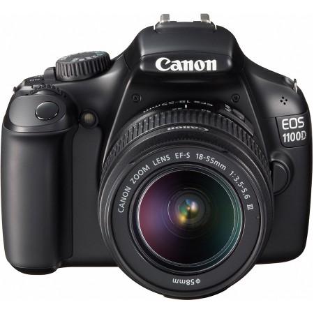 Canon EOS 1100D kit (18-55mm IS) II